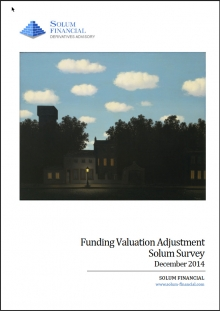 Funding Valuation Adjustment Survey by Solum Financial - December 2014