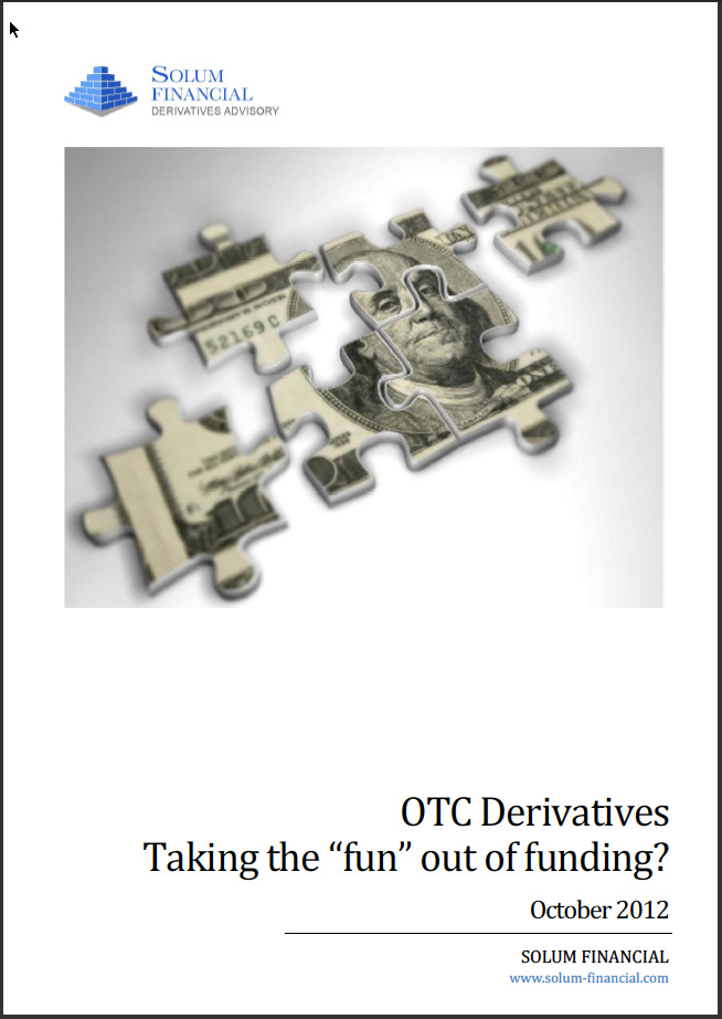 OTC Derivatives: Taking the