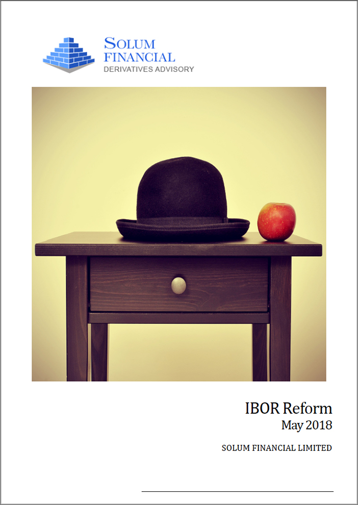 IBOR Reform May 2018